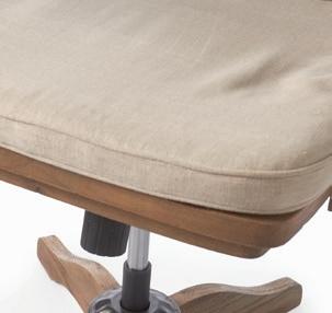 boston desk chair rivi ra maison. Black Bedroom Furniture Sets. Home Design Ideas