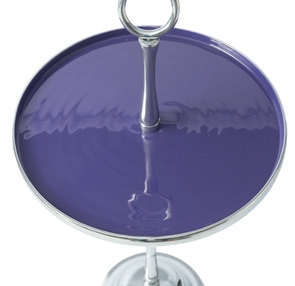 Boston Side Table purple / Rivièra Maison