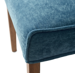Bridge Lane Dining Chair Velvet Forest / Rivièra Maison