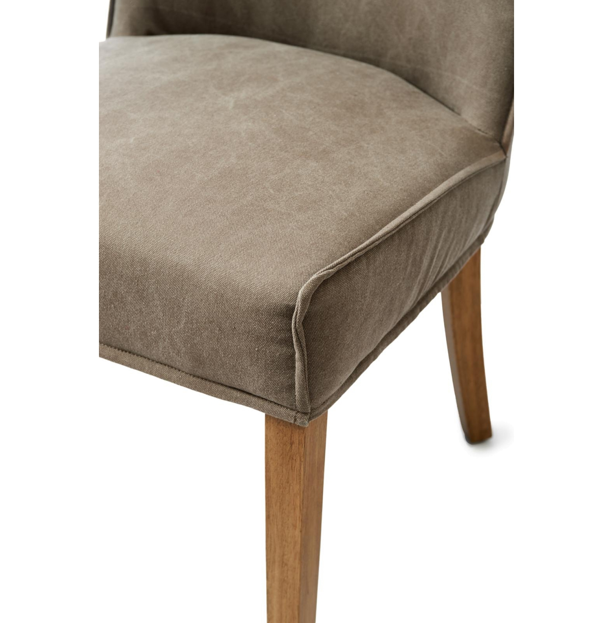 Bridge Lane Dining Chair cotton mauve/ Rivièra Maison