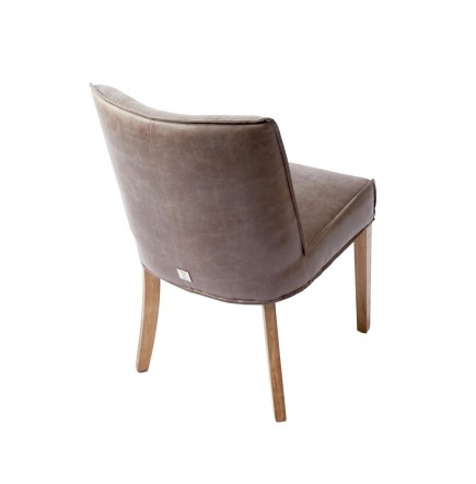 Bridge Lane Dining Chair pellini white / Rivièra Maison