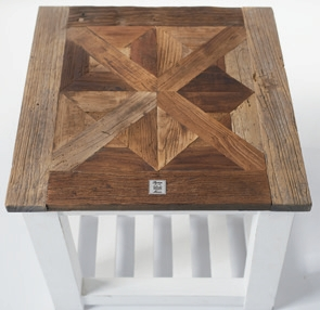 Chateau Chassigny End Table 60 x 60 / Rivièra Maison-1