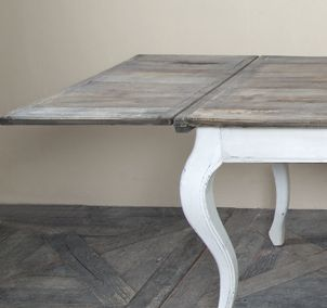 Driftwood Dining Table 160x90 / Rivièra Maison-1