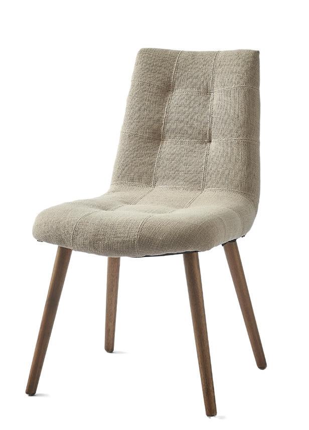 duke dining chair polyeste linen bronze rivi ra maison. Black Bedroom Furniture Sets. Home Design Ideas