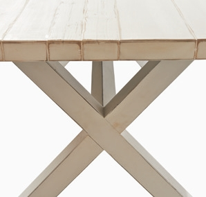 Hampton Hill Dining Table 220x90 / Rivièra Maison