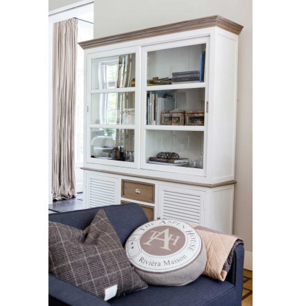 long key buffet cabinet rivi ra maison. Black Bedroom Furniture Sets. Home Design Ideas