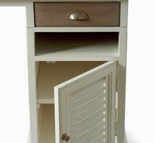 long key office desk rivi ra maison. Black Bedroom Furniture Sets. Home Design Ideas