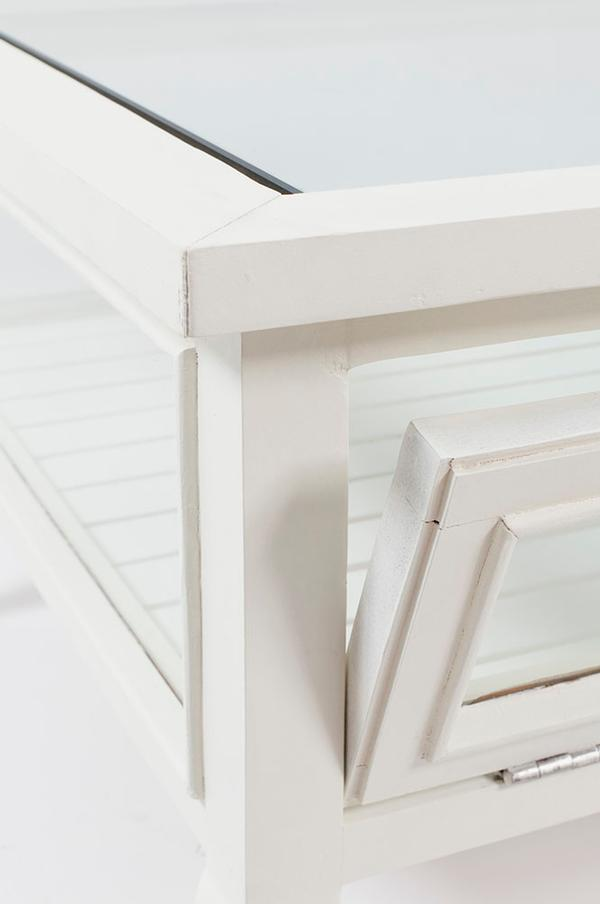 My Favourite Things Coffeetable 70x70 White / Rivièra Maison-1