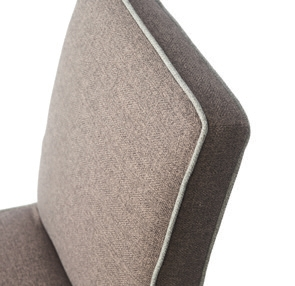 RM Classic Dining Chair Polyester-Linen Mouse / Rivièra Maison