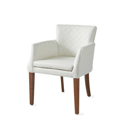 Waverly Dining Armchair Pellini White / Rivièra Maison
