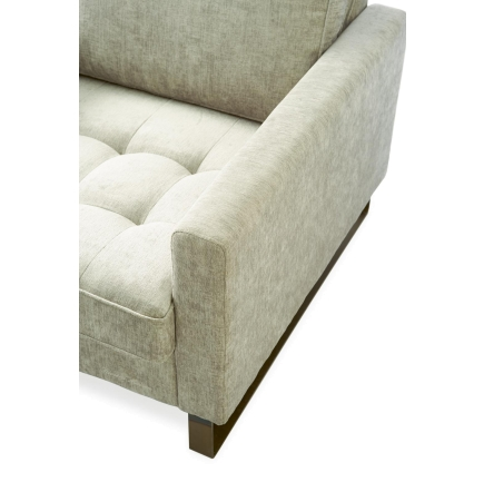 West Houston Armchair polyester-polyacryl mint / Rivièra Maison