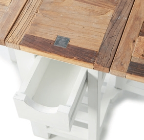 Wooster Street End Table / Rivièra Maison