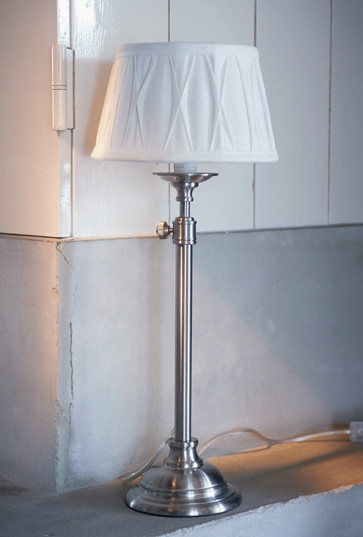 Apartment Lamp silver / Rivièra Maison
