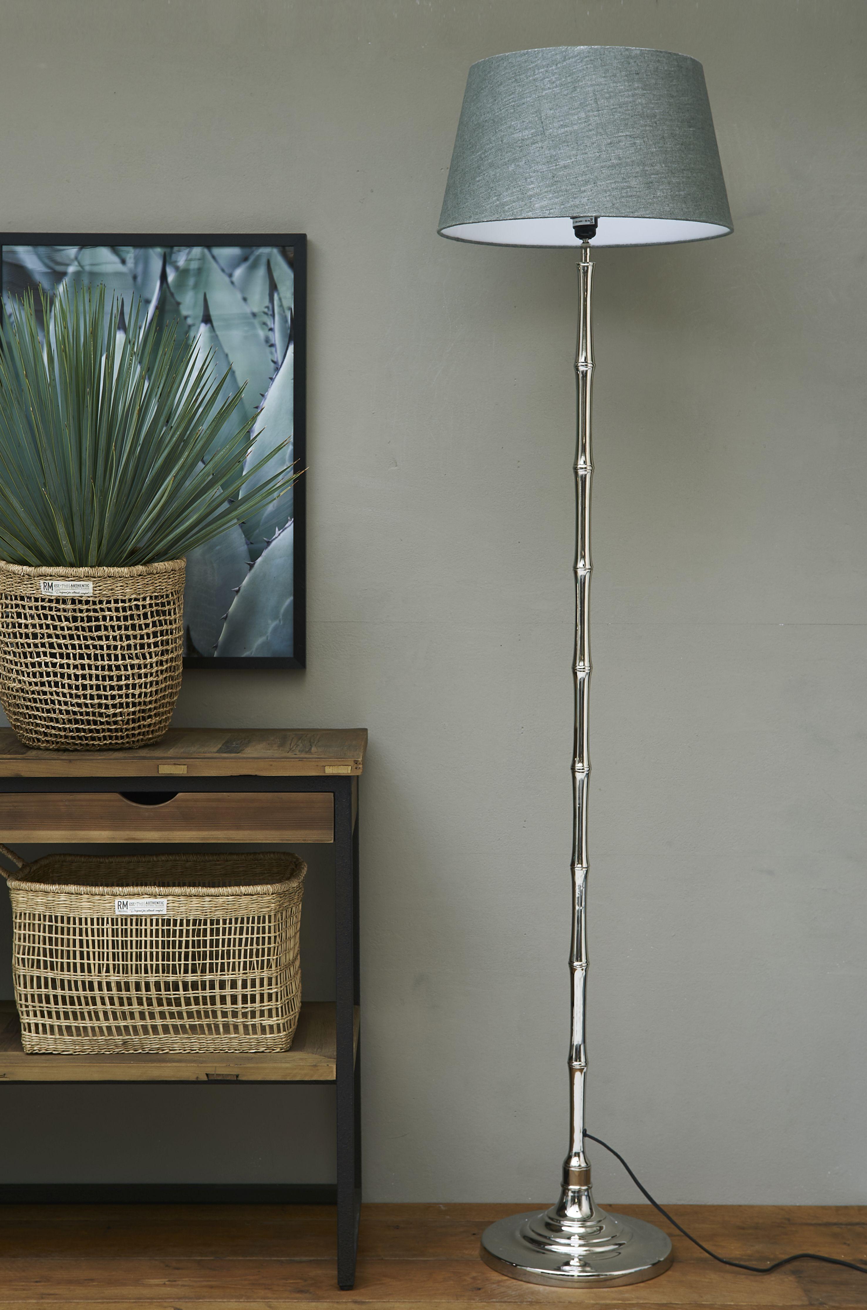 Bamboo Grove Floorlamp / Rivièra Maison