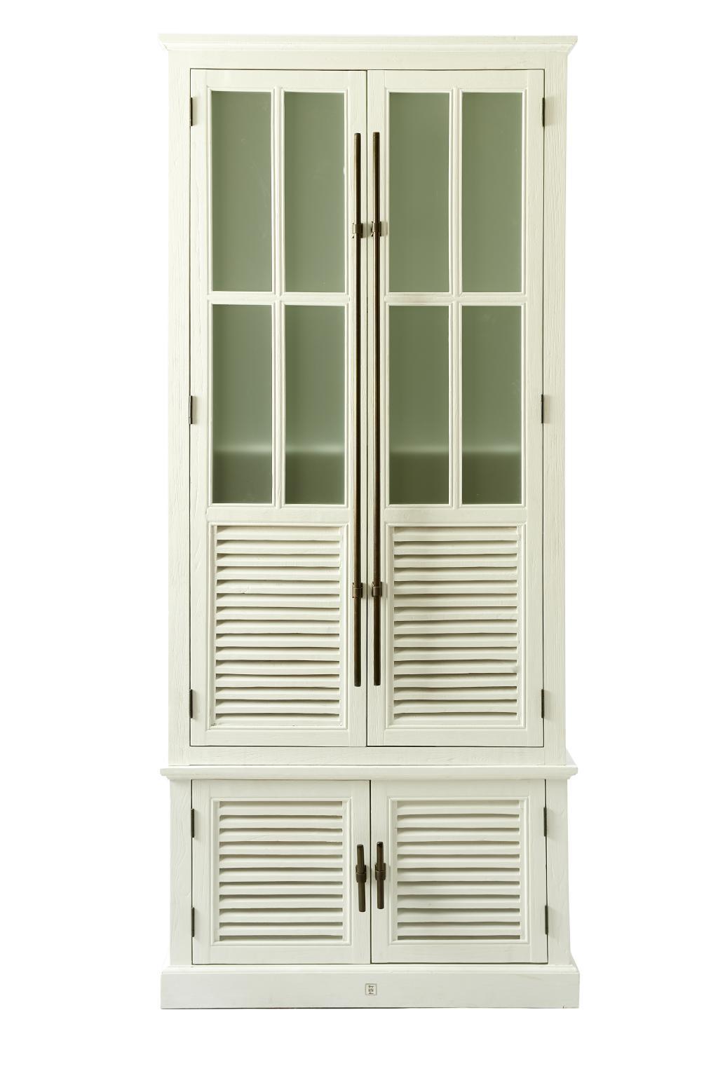 Biscayne Bay Wardrobe Cabinet Single / Rivièra Maison