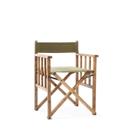Blixen Director Chair Green / Rivièra Maison