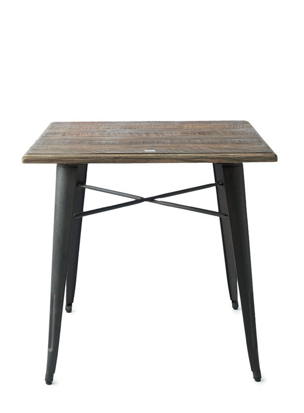Camden Lock Dining Table 80x80 / Rivièra Maison