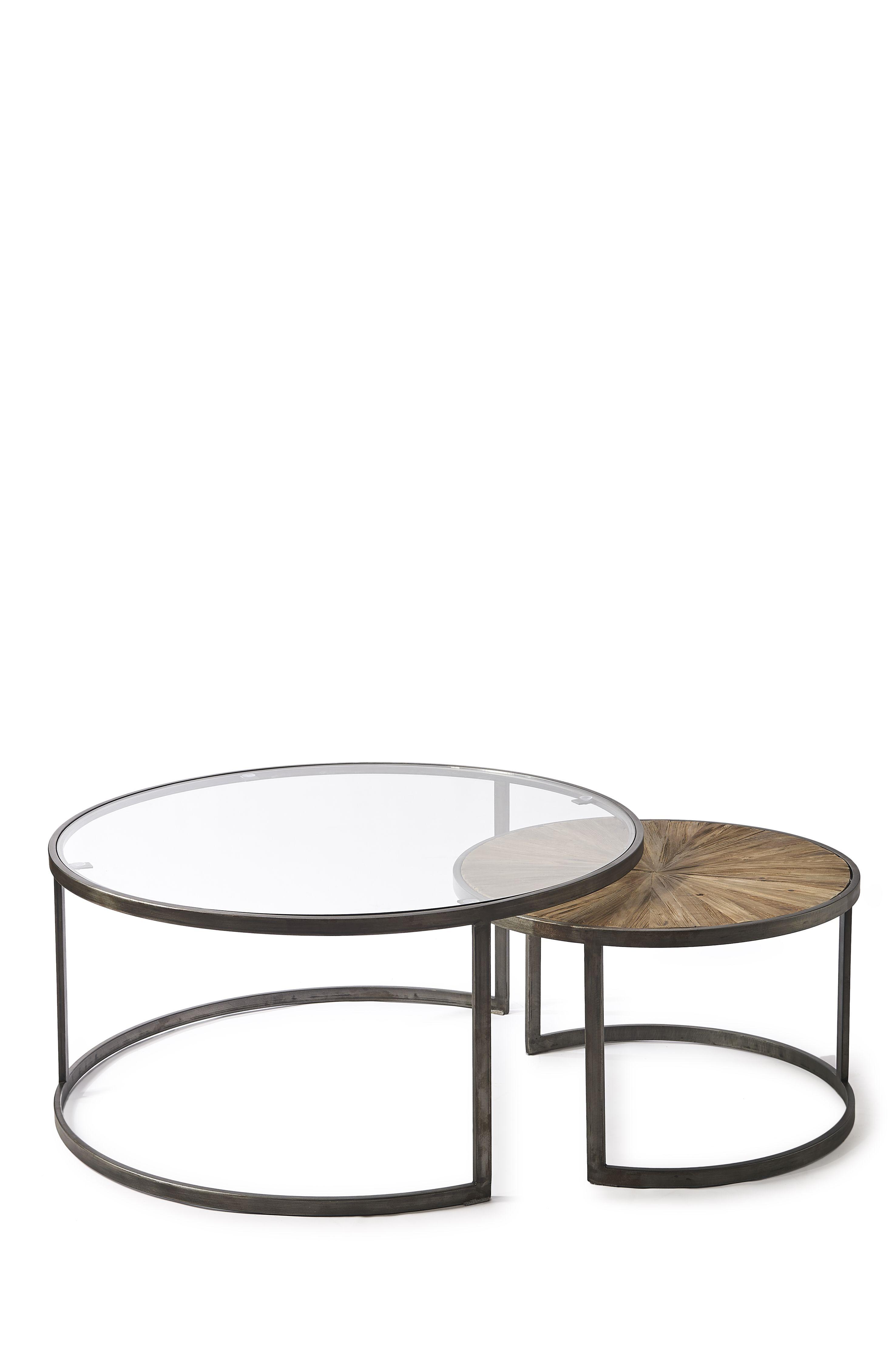 Cameron Coffee Table Set van 2 / Rivièra Maison
