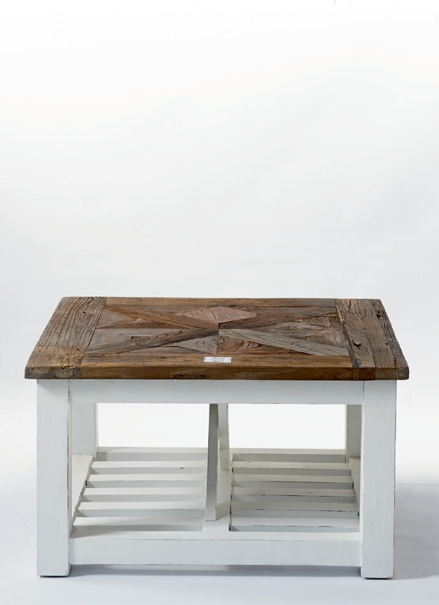 Chateau Chassigny Coffee Table 70x70 / Rivièra Maison-1