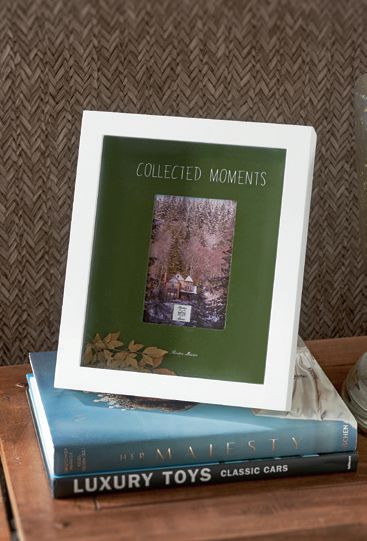 Collected Moments Photo Frame 10x15 / Rivièra Maison
