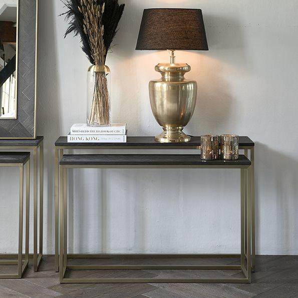 Costa Mesa Side Table S2 / Rivièra Maison