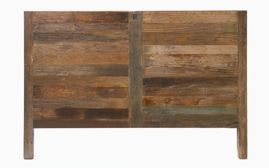Driftwood Double Headboard / Rivièra Maison-1