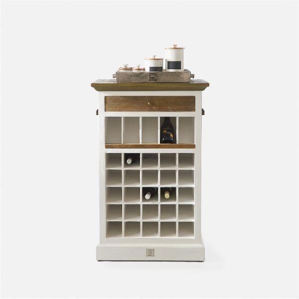 Driftwood Wine Cabinet / Rivièra Maison