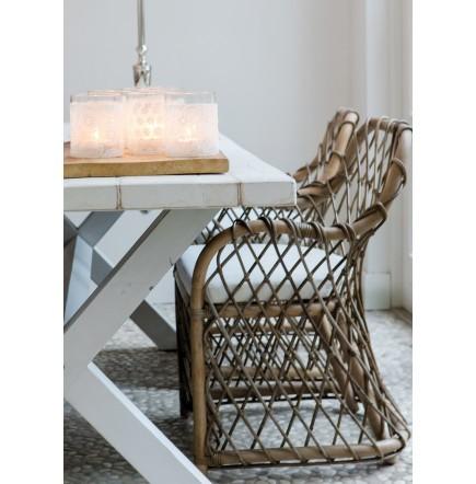 Dune Deck Cafe Dining Armchair / Rivièra Maison-1