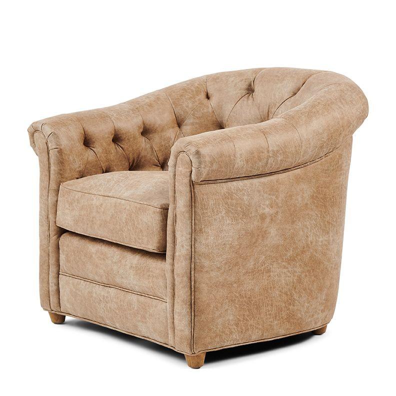 Grantham Armchair pellini camel / Rivièra Maison