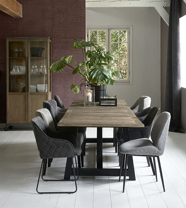 Hudson Dining Table Ext / Rivièra Maison