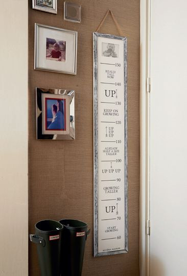 Kids Growth Chart / Rivièra Maison