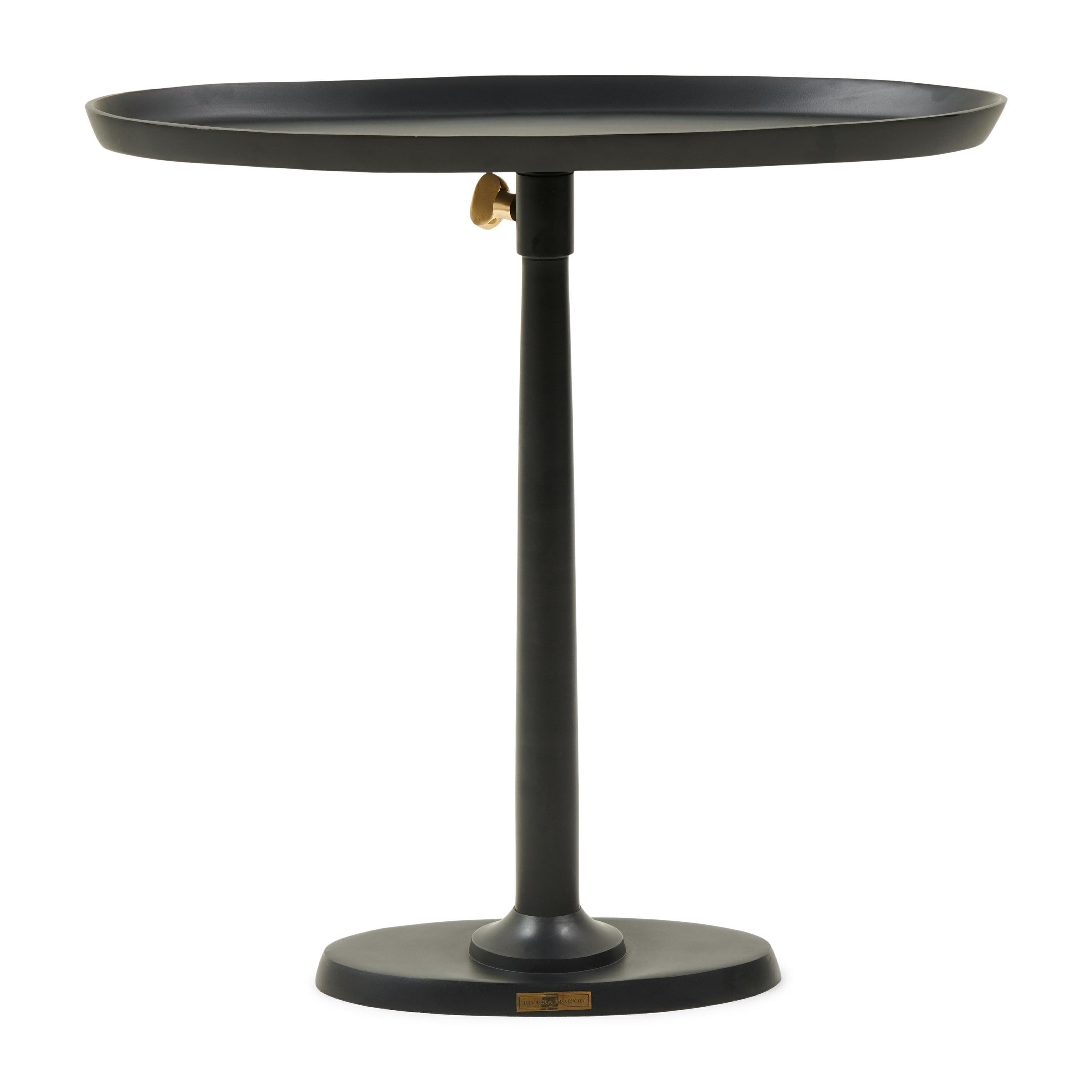 Kimberley Adjustable End Table bl / Rivièra Maison