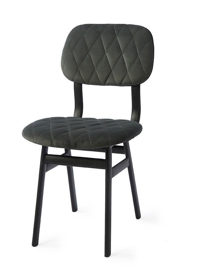 La Brera Dining Chair Velvet Seaweed / Rivièra Maison