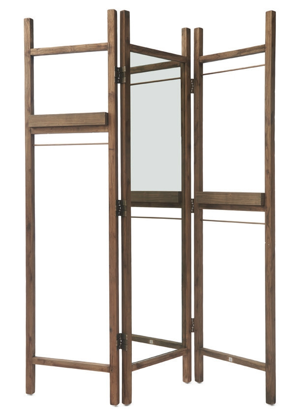 Landmark Roomdivider with Mirror / Rivièra Maison