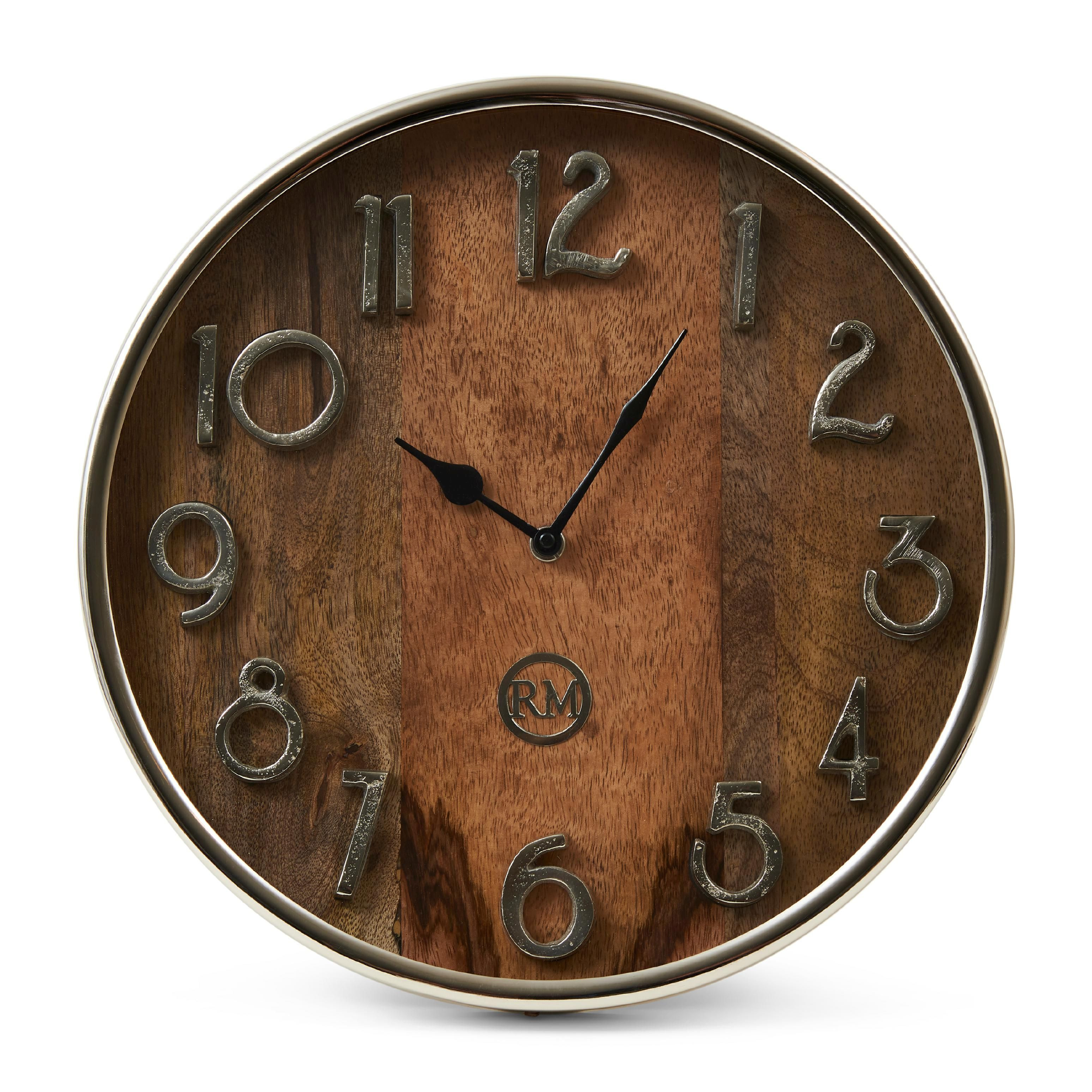 Madison Avenue Wall Clock / Rivièra Maison