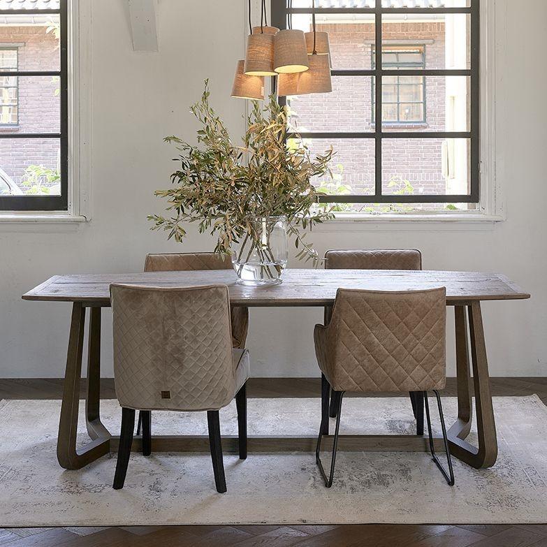 Miller Dining Table 220X100 / Rivièra Maison