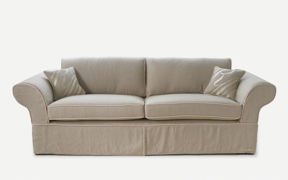 Nelson Bay Sofa 3,5 Seater Linen / Rivièra Maison-17