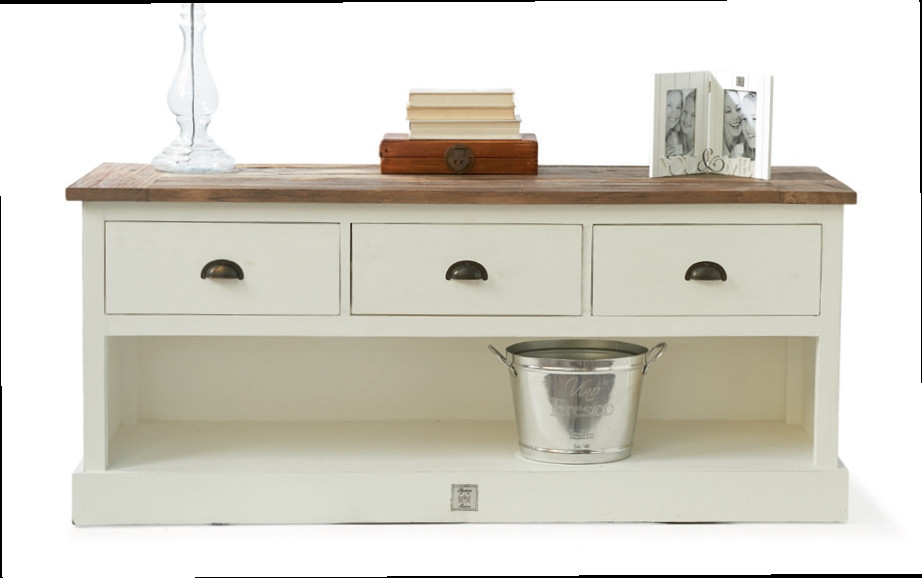 Newport Flatscreen Dresser 150cm / Rivièra Maison