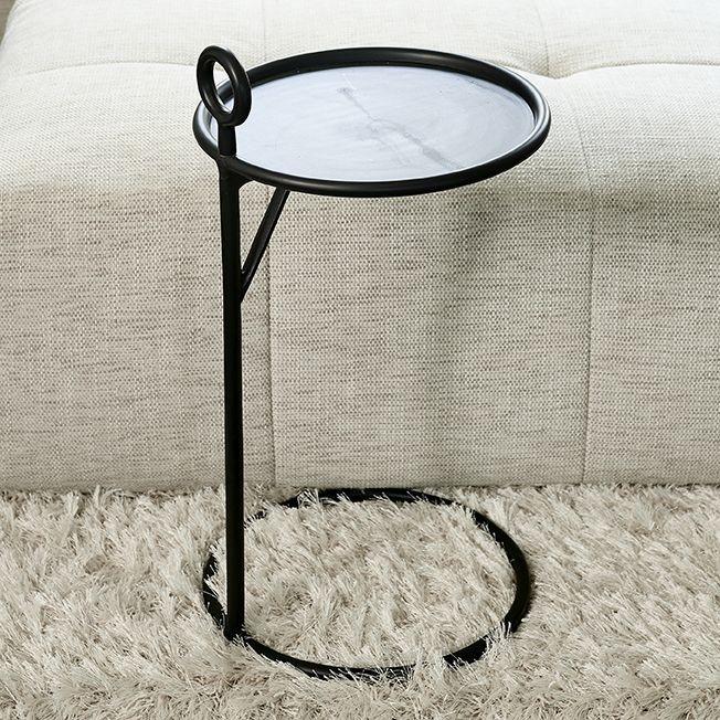 Nolita Side Table Black / Rivièra Maison