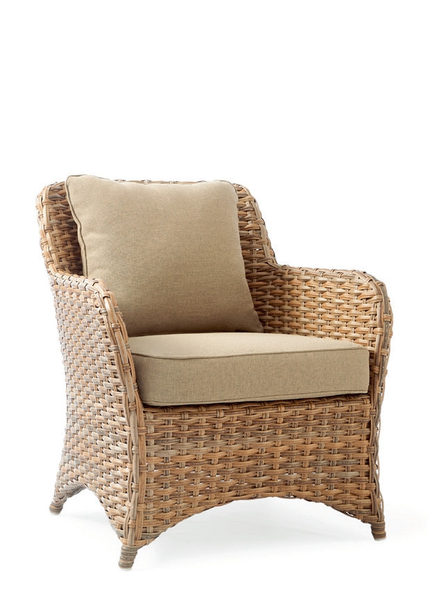 Outdoor Corniche Lounge Chair / Rivièra Maison