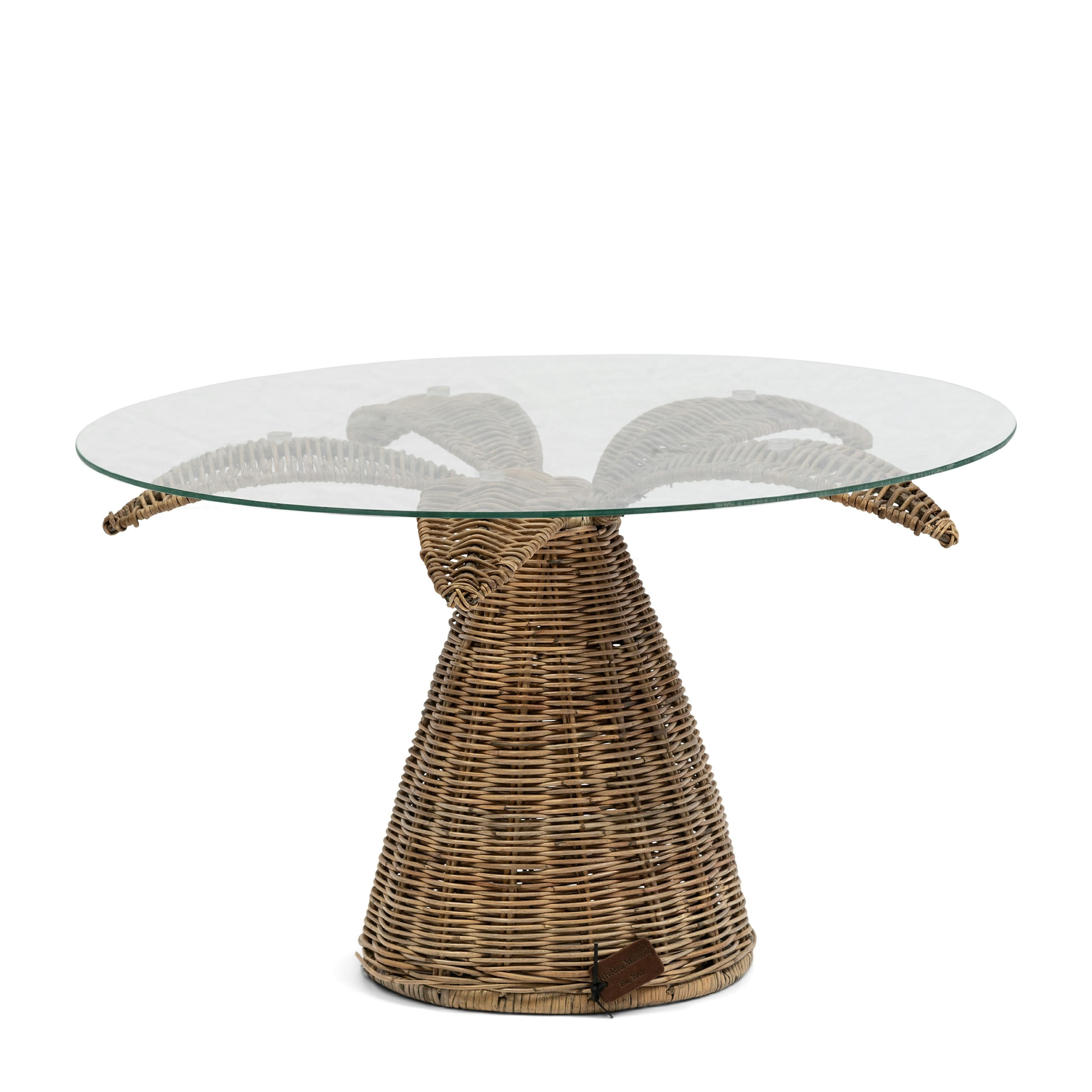 Palm Tree End Table / Rivièra Maison