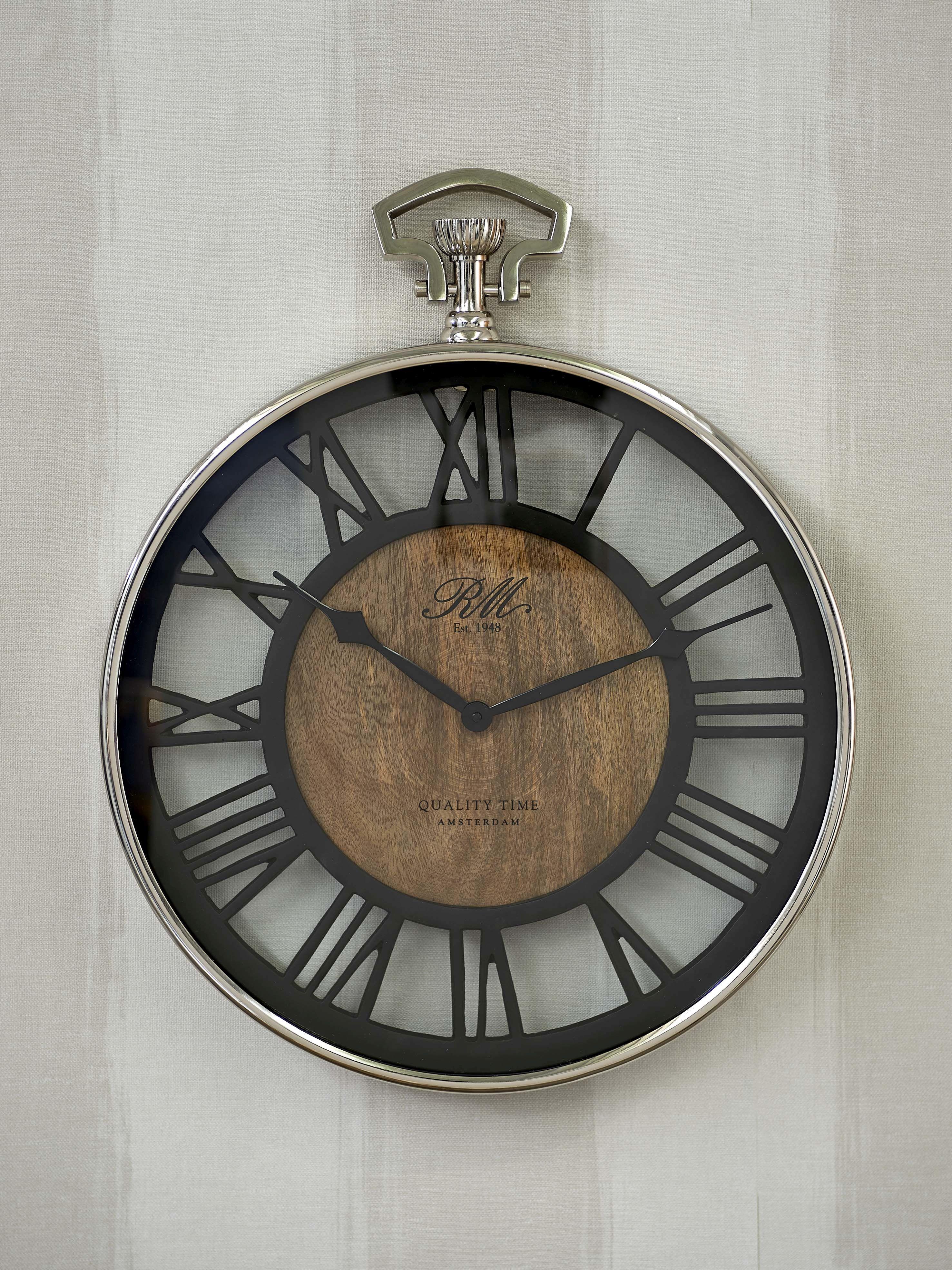 Quality Time Clock / Rivièra Maison
