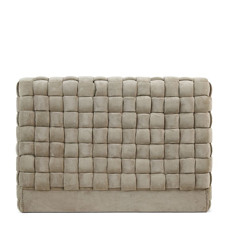 Room 48 Headboard fine tweed pebbles / Rivièra Maison