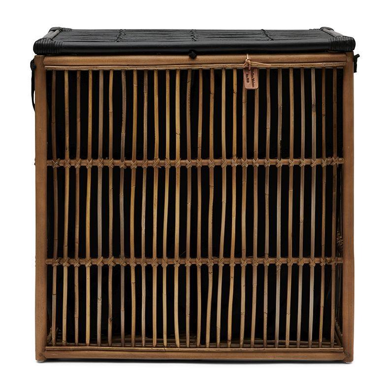 Rustic Rattan RM 1948 Laundry Basket / Rivièra Maison
