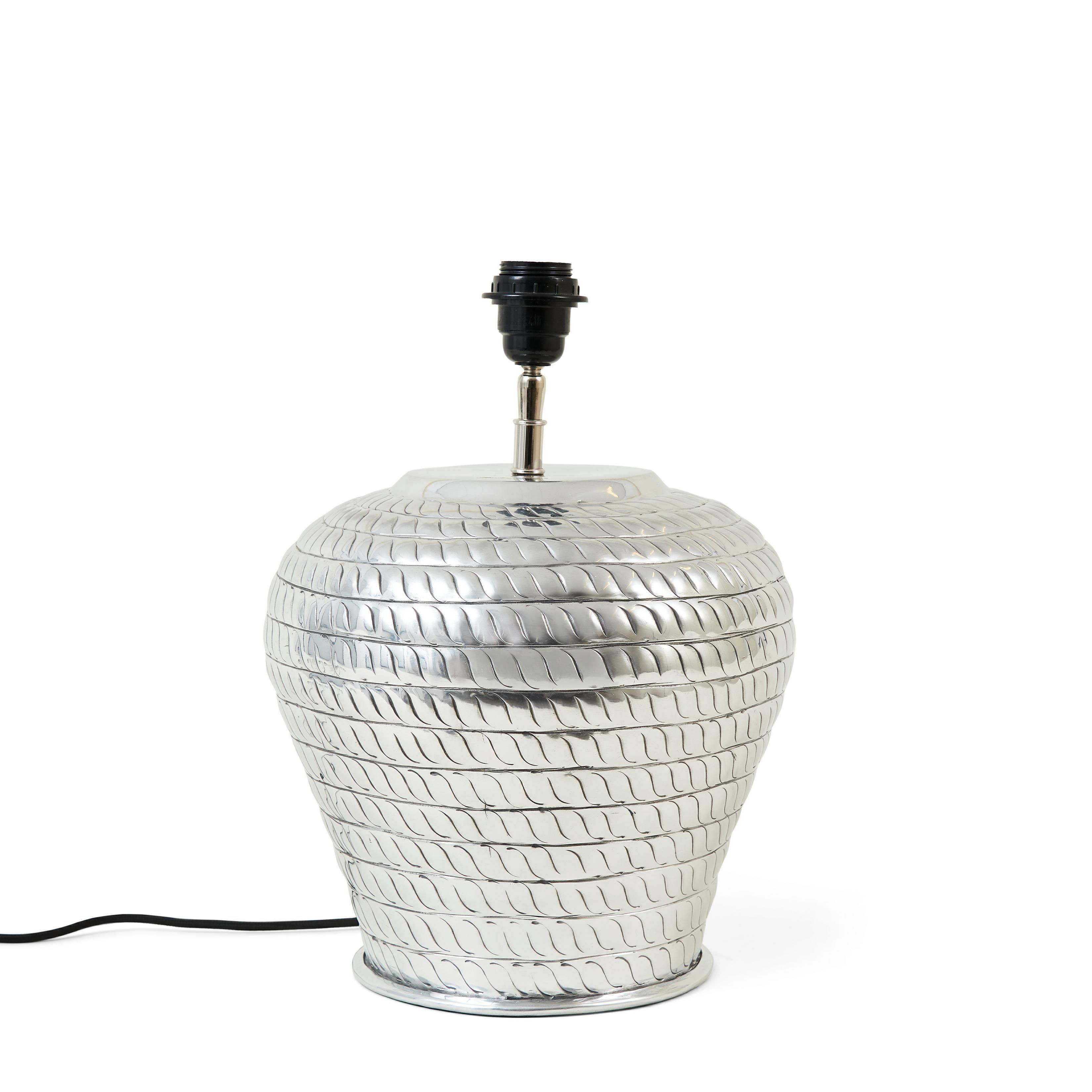 Sailor Rope Table Lamp / Rivièra Maison