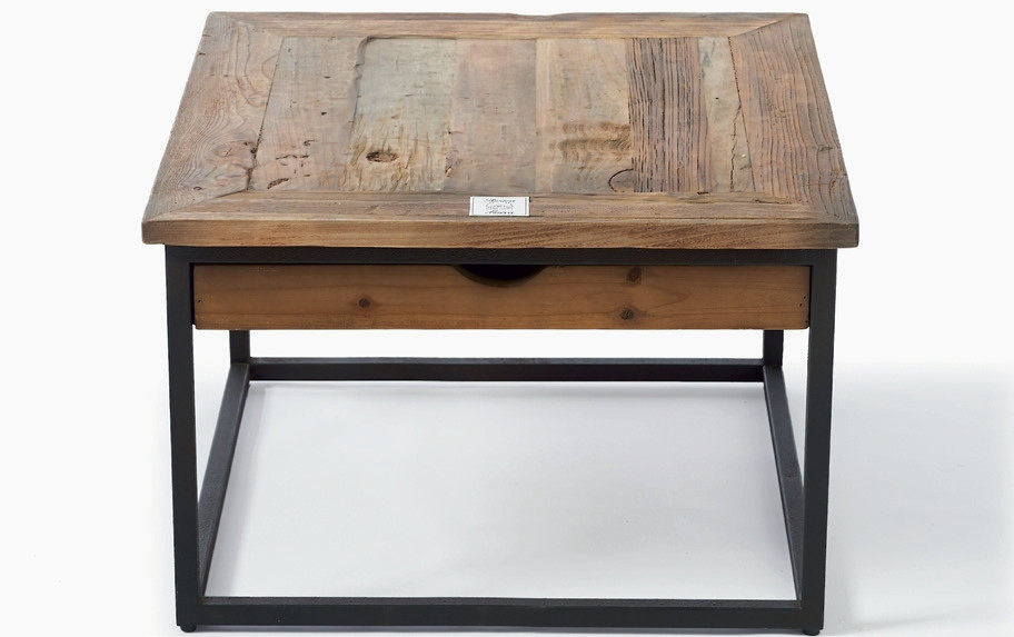 Shelter Island Coffee Table 60x60 / Rivièra Maison