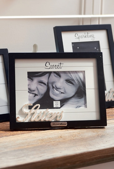 Sweet Sisters Photo Frame 15x10 / Rivièra Maison