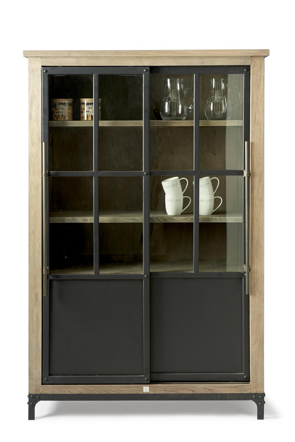 the hoxton cabinet low rivi ra maison. Black Bedroom Furniture Sets. Home Design Ideas