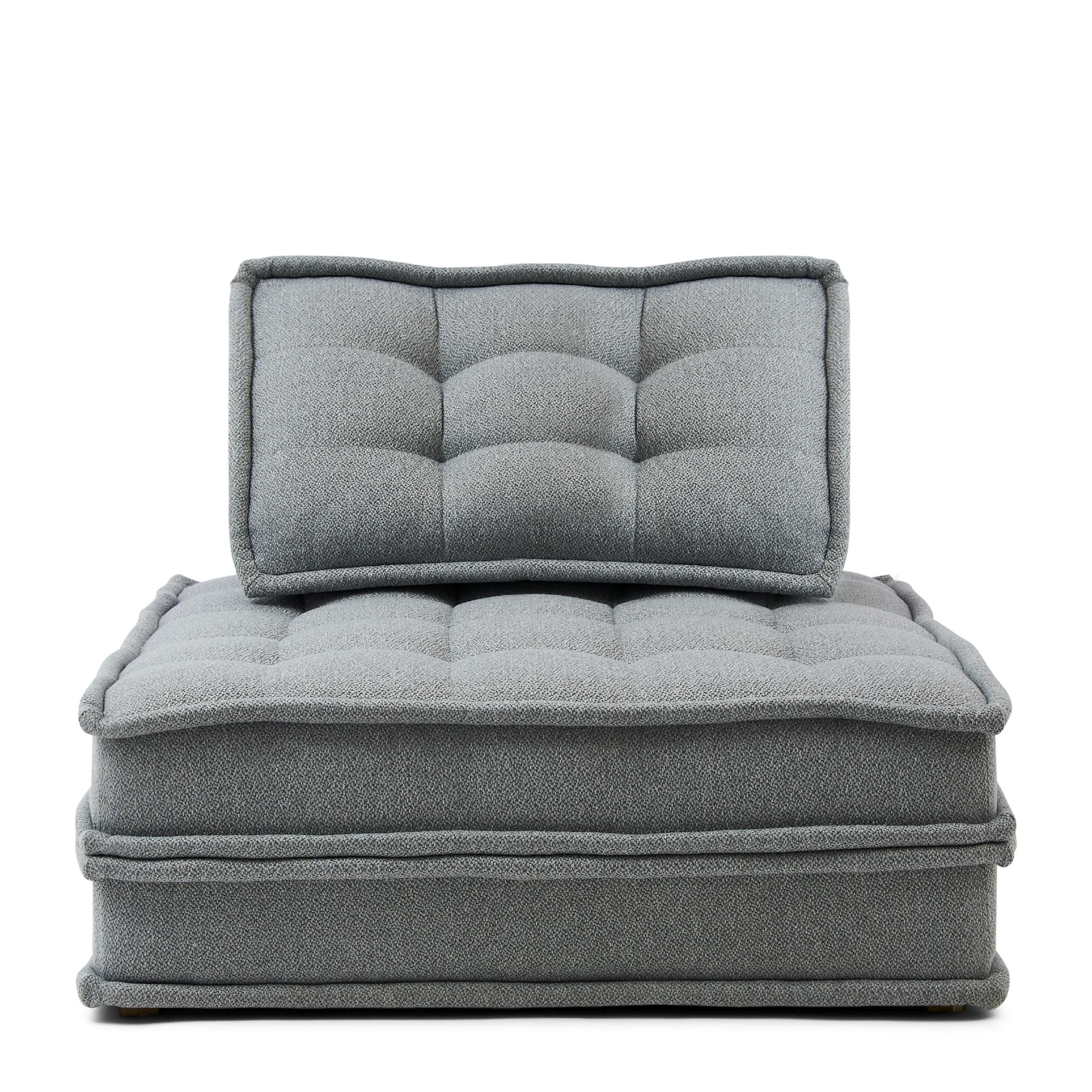 The Uptown Sofa graphite / Rivièra Maison