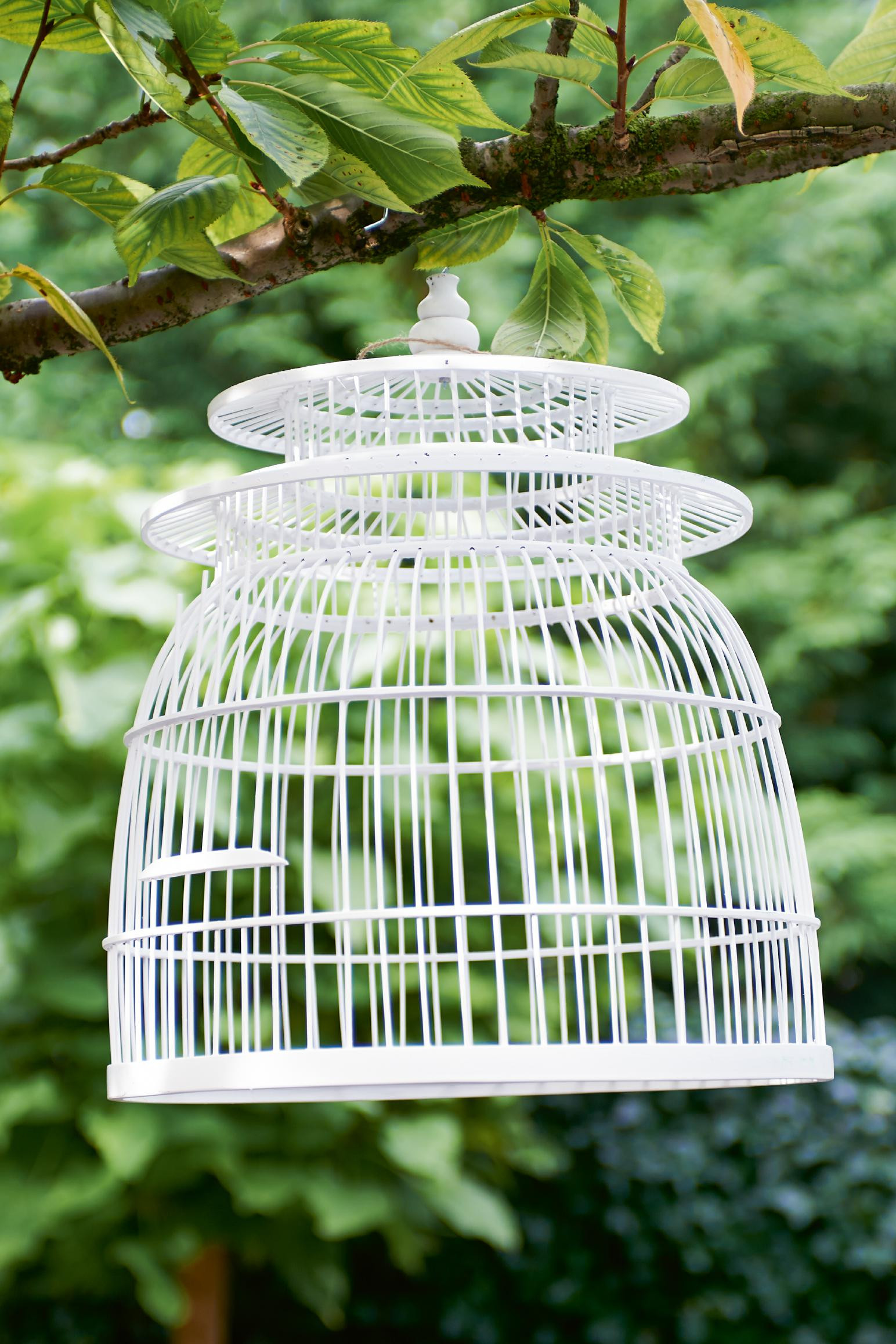 Tropical Treasure Birdcage Pagode / Rivièra Maison